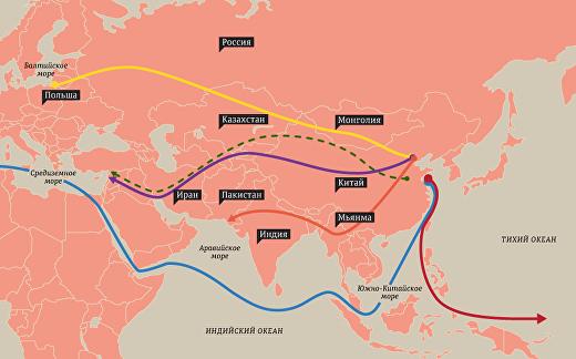 Стратегия экономического развития «Один пояс – один путь»