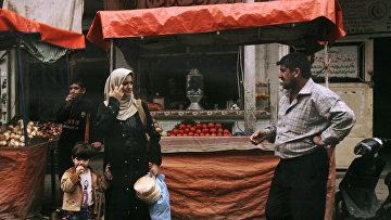 Рынок в Мосуле, Ирак