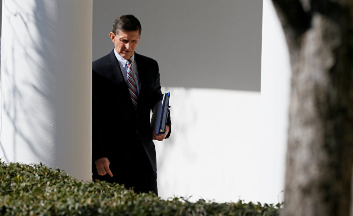 Экс-советник президента США по национальной безопасности Майкл Флинн