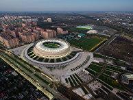 Стадион футбольного клуба «Краснодар» в городе Краснодар