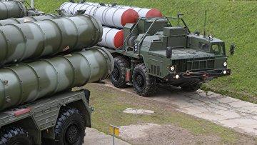 Зенитные ракетные комплексы С-400 «Триумф»