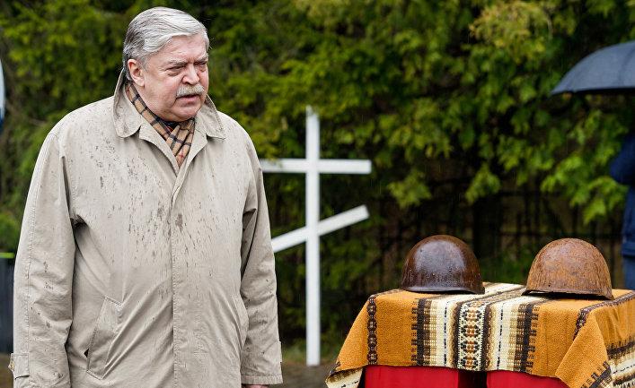 Посол РФ в Латвии Евгений Лукьянов