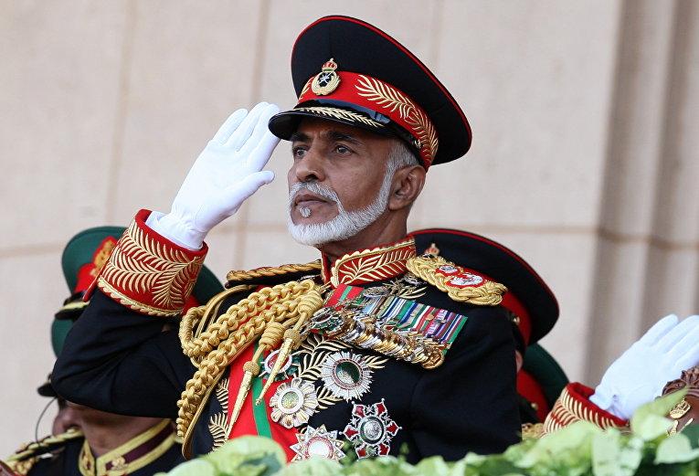 Султан Омана Кабус бен Саид Аль Саид
