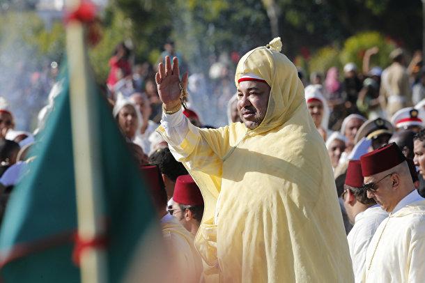Король Марокко Мухаммед VI бен аль Хасан