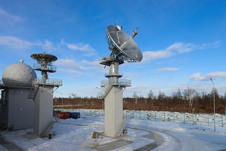 Комплекс средств измерения, сбора и обработки информации на космодроме «Восточный»