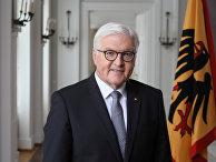 Президент Германии Франк-Вальтер Штайнмайер в Берлине