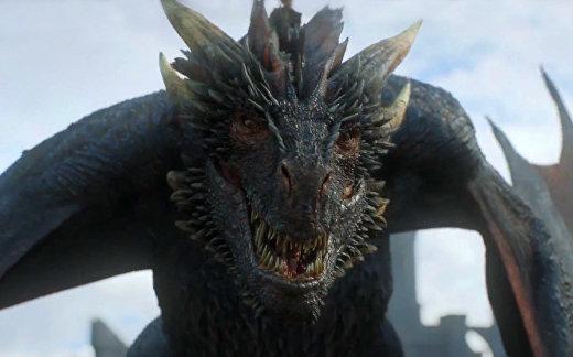 Драконы показывают зубы