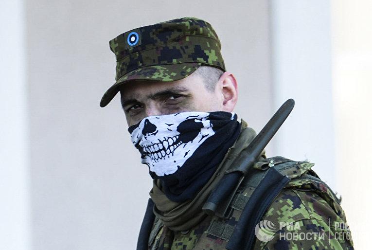 """Силы обороны Эстонии совместно с союзниками НАТО во время военных учений """"Весенний шторм"""""""