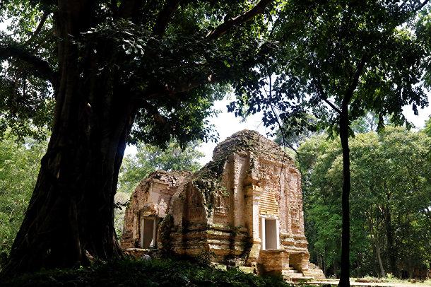 Храмовый комплекс Самбор-Прей-Кук, Камбоджа