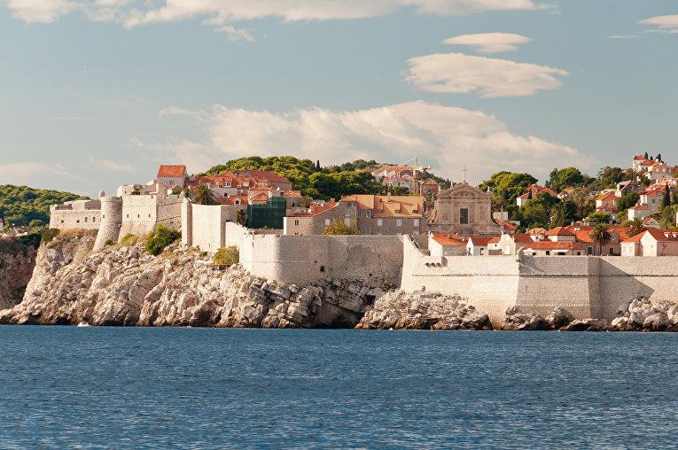 Дубровник, Хорватия