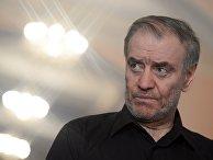 Дирижер, художественный руководитель Мариинского театра Валерий Гергиев