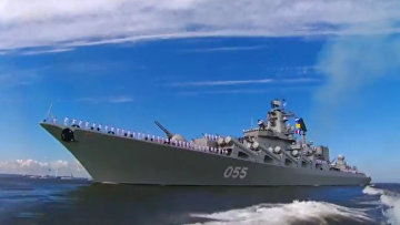 Россия показала военно-морскую мощь