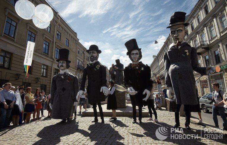 День Достоевского в Санкт-Петербурге
