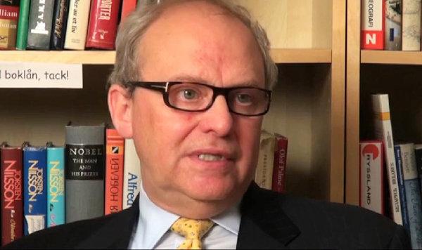 Шведский экономист Андерс Ослунд