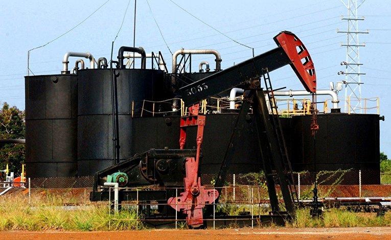 Добыча нефти в Венесуэле