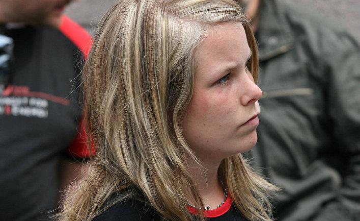 Заместитель председателя норвежской Социалистической левой партии Кирсти Бергстё