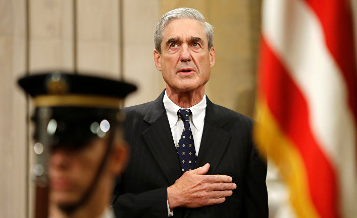 Специальный прокурор США Роберт Мюллер