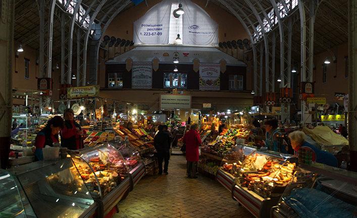 Киевский рынок, Украина