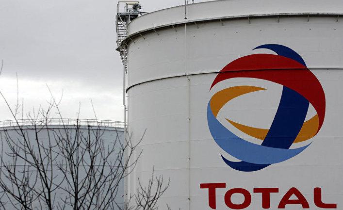 французская компания Total