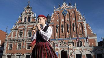 Дом Черноголовых в Риге, Латвия