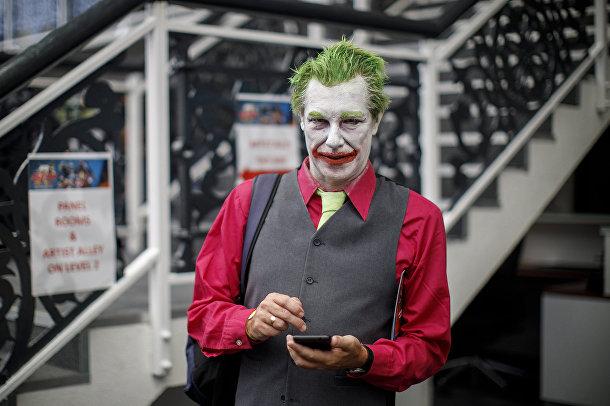 Еще один Джокер из «Бэтмена»