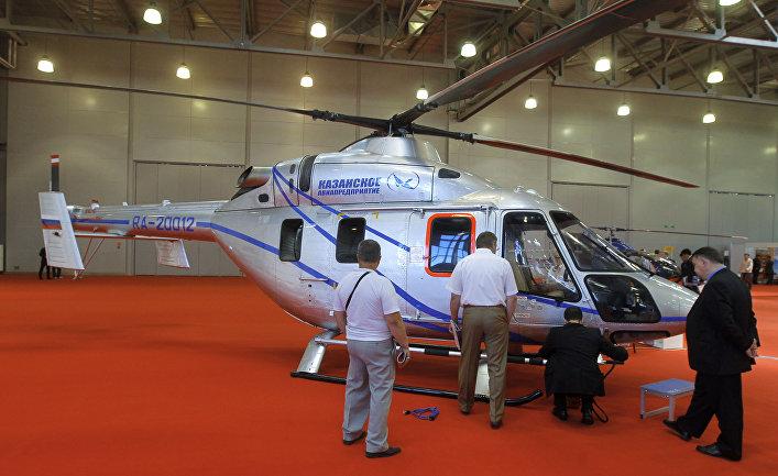 3-я Международная выставка вертолетной индустрии HeliRussia-2010