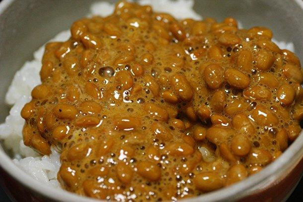 Соевые бобы из Японии