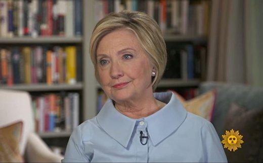 Хиллари Клинтон о президенте России Владимире Путине