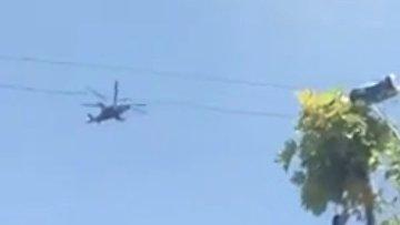 Российский «Аллигатор» над Украиной?