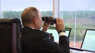 «Военные игры» Путина нервируют соседей