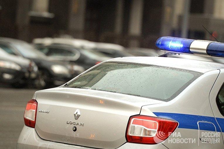 Работа полиции