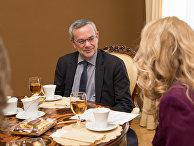 Генеральный секретарь Парламентской ассамблеи НАТО, депутат парламента Италии Паоло Алли