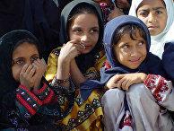 Иранские дети