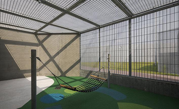 Сторстрёмская тюрьма в Дании