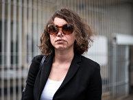 Дочь Бориса Немцова Жанна