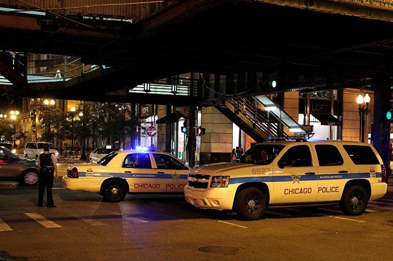 Полиция Чикаго, США
