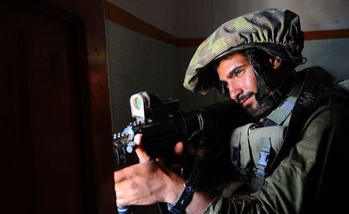 Операция израильской армии по поиску тоннелей ХАМАС