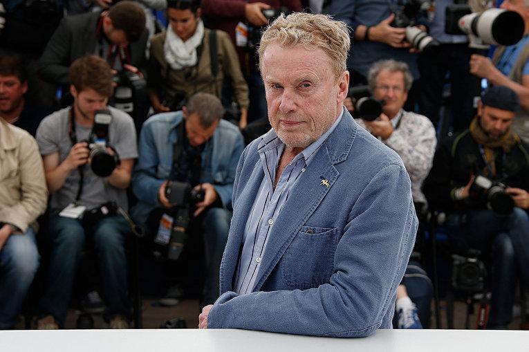 Польский актер Даниэль Ольбрыхский