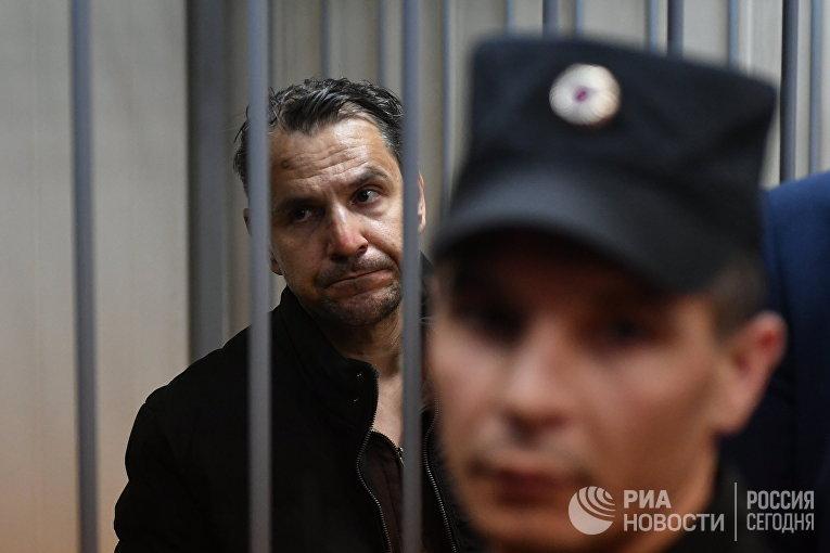 Рассмотрение ходатайства следствия об аресте Бориса Грица