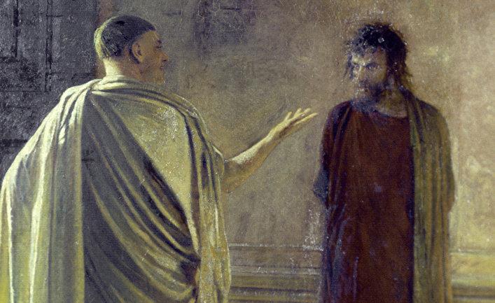 Иисус велел убивать гомосексуалистов