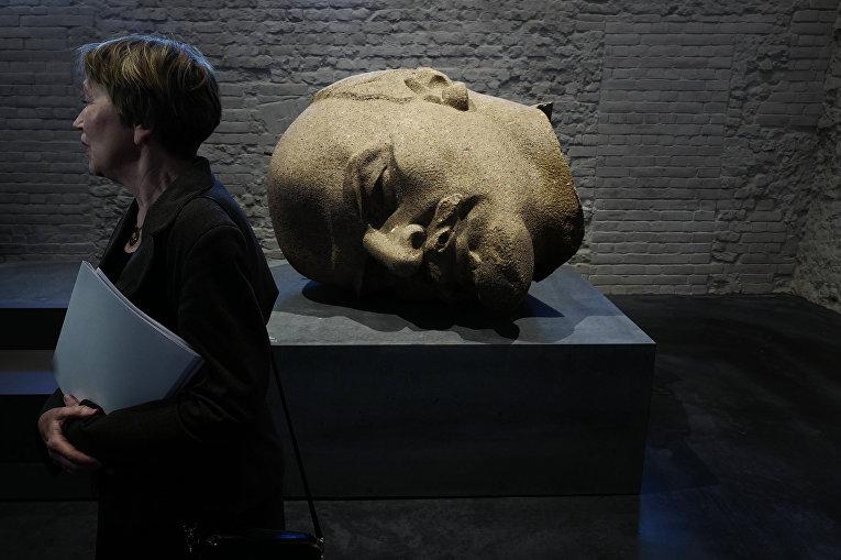 Ленин в немецком музее