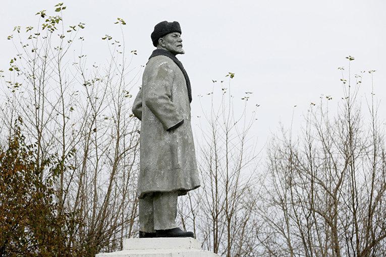 Ленин в Красноярской области