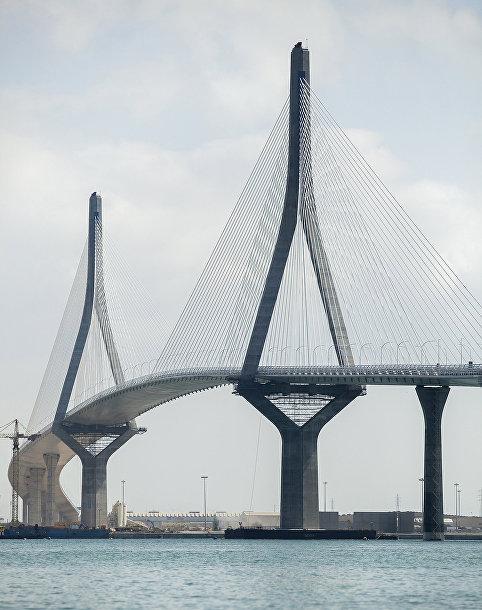 Мост Конституции в Андалусии