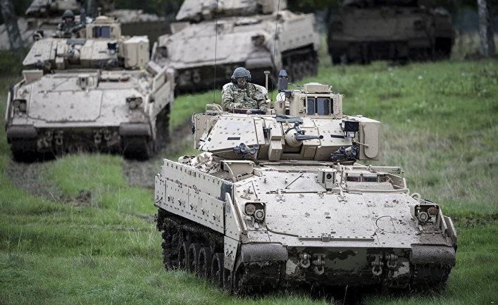 Военные учения «Аврора 17 в Швеции