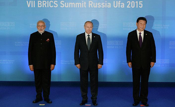Китай хочет дружить с Россией — заявлено Евросоюзу