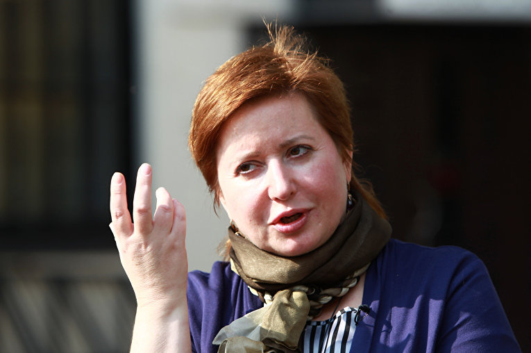 Интервью Ольги Романовой