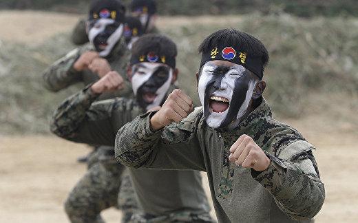 Военные Южной Кореи