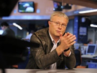Банкир Александр Лебедев. Архивное фото