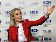 Правозащитник и журналист Екатерина Гордон