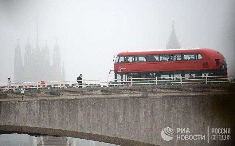 UnitedNationsRU: лондонцы умирают от грязного воздуха
